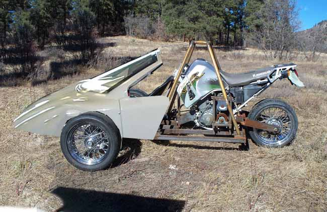 We are on Wheels, Our Handicapped Vehicle Continues   Pagosa