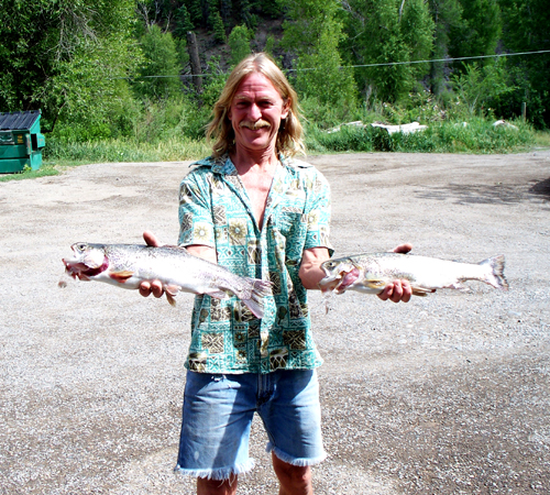 Plan a summer fishing licenses available now pagosa for Colorado fishing atlas