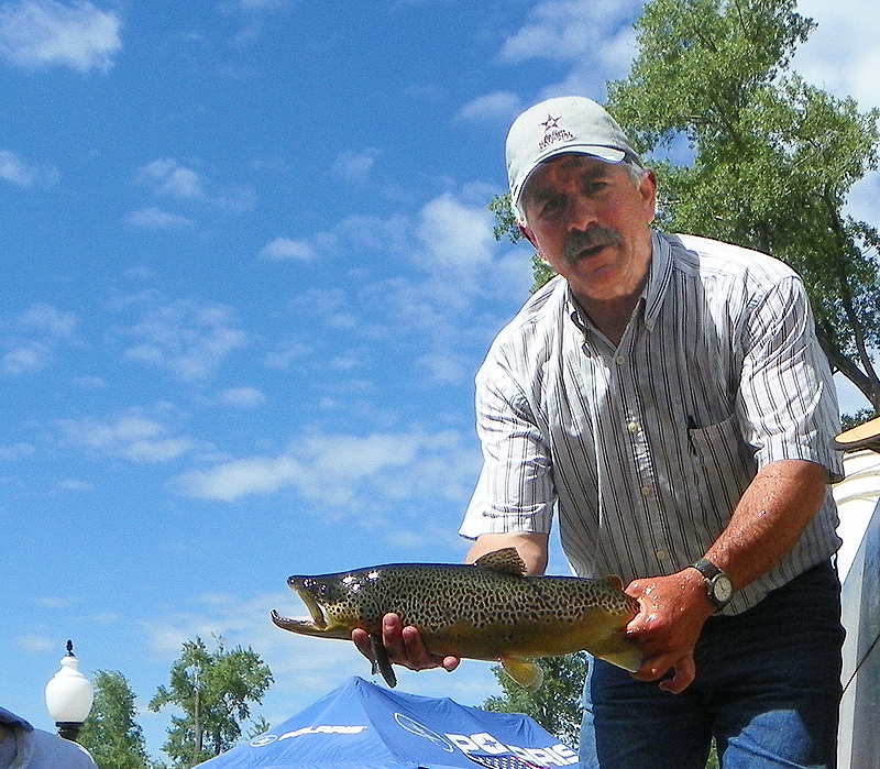 Plan a Summer Fishing - licenses available now! | Pagosa