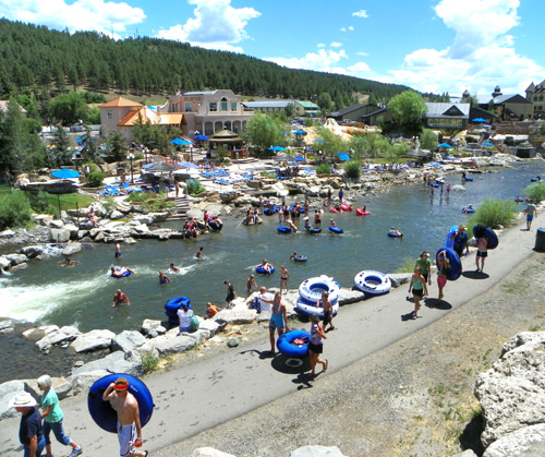 Denver Kayaking: Hot In The Southwest? Pagosa Is Cool & Close