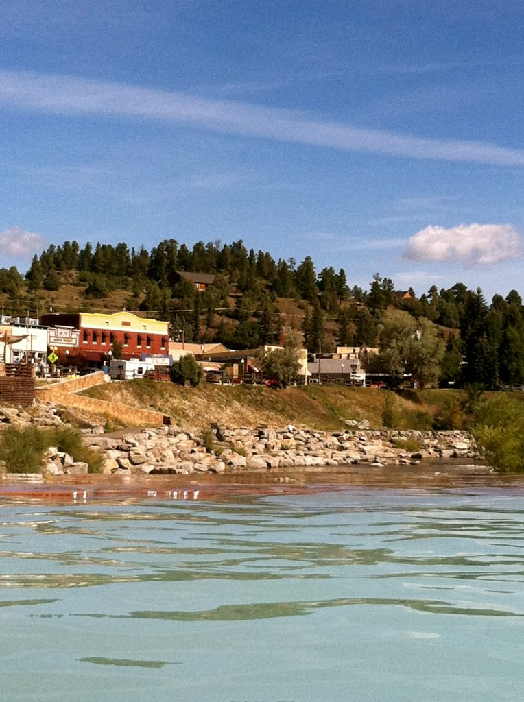 Historic Metropolitan Hotel Views Pagosa Springs Journal