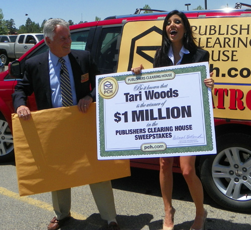 Pagosan Tari Woods Wins $1,000,000 | Pagosa Springs Journal