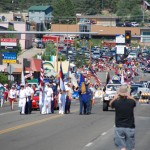 A wonderful small town Parade