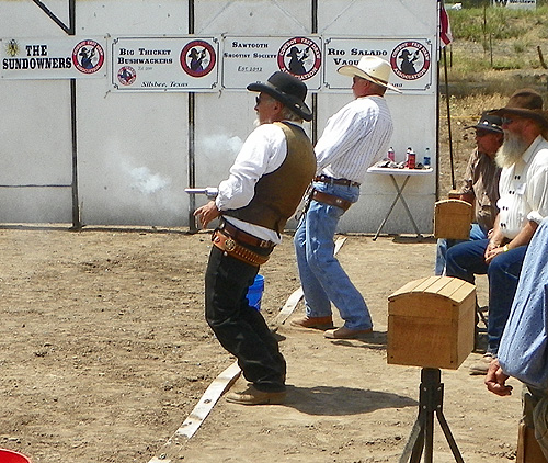 Colorado State Quick Draw Shooting Championships Results