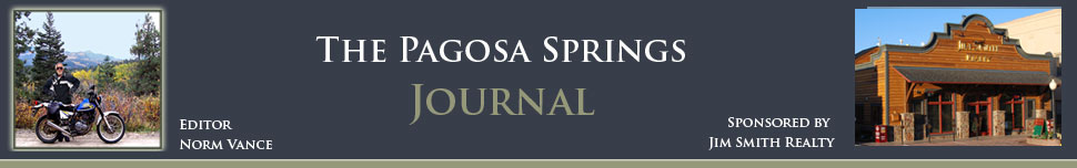 Pagosa Springs Journal
