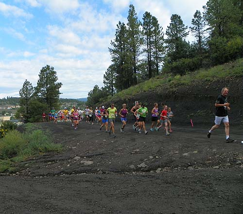 Apartment Guide Colorado Springs: Pagosa Springs Trail Running & Chile Event Photo Essay