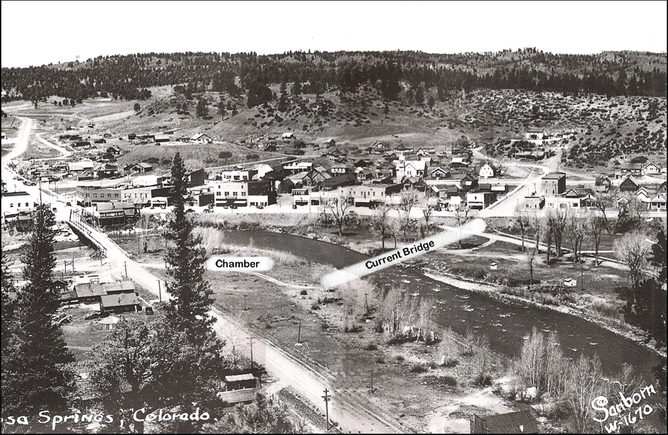 Vintage Pagosa In Full Screen Pagosa Springs Journal