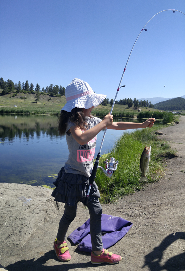 No licenses free fishing this weekend pagosa springs journal for Colorado out of state fishing license