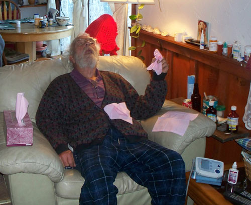 Surviving The Flu Pagosa Springs Journal